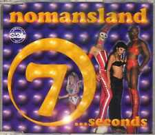 Nomansland - Seven Seconds - CDM - 1996 - Eurodance