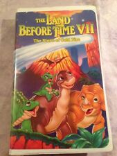The Land Before Time VII: The Stone of Cold Fire (VHS, 2000)