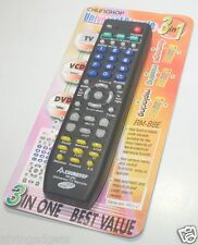 New 3 in 1 Universal LED Smart TV VCD DVD Learning Controller Remote Control