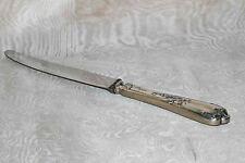 Couteau de Table Deetjen en métal argenté . Réf.Caisse1