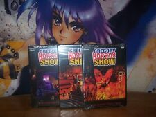 Gregory Horror Show - Vol 1,2,3 - Complete Collection - BRAND NEW - Anime DVD