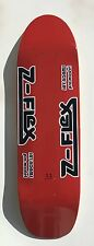 "Jay Adams Z Flex RED POOL deck 9 X 33 "" Skateboard mini longboard C14-"