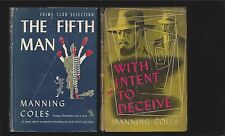 The Fifth Man, With Intent to Deceive, Dangerous by Nature, The Far Traveler....