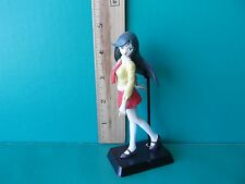 "Combattler V Robo Super Hot!! Chizuru Nanbara in Red Skirt 4.25""in PVC Figure"