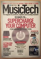 MusicTech Supercharge Your Computer Free CD Reviews UK July 2014 FREE SHIPPING!