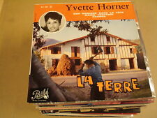 ACCORDEON 45T EP / YVETTE HORNER - LA FERRE