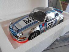 PORSCHE 911 Carrera 2.8 RSR Dijon #26 Müller Lennep Martini Minichamps NEW 1:18