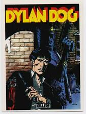 STICKER DYLAN DOG copertina n.12 killer! official stickers