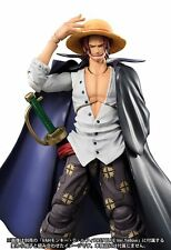 MegaHouse Variable Action Heroes One Piece Series Red Haired Shanks w/Bonus
