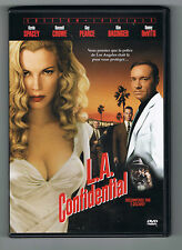 L.A. CONFIDENTIAL - SPACEY / CROWE / PEARCE / BASINGER / DeVITO - DVD COMME NEUF
