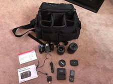Canon Rebel EOS xsi Camera Bundle - 2 Lenses & Bag
