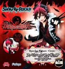 Crow Figure anime SHOW BY ROCK!! FuRyu official