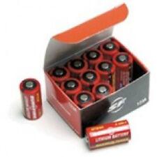 SureFire Batteries-Box of 12-123A Lithium 3-Volt Summer 2023 #SF12-BB
