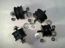 Land Rover Series 2, 2a & 3 2.25 Petrol Engine X2 & Gearbox X2 Mounts & Nuts