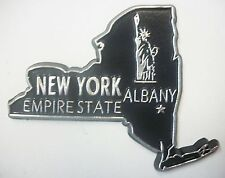 New York the Empire State Souvenir Fridge Magnet