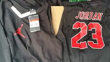 Nike Air Jordan Shirt basketball black new with tags Size M-L-xl Choose