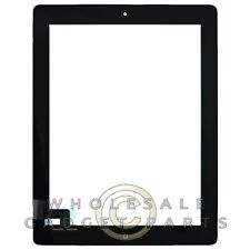 Digitizer Home Button Assembly for Apple iPad 2 Black Display Screen Video Glass