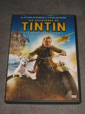 Les Aventures de Tintin - Le Secret de la Licorne de Steven Spielberg -  DVD