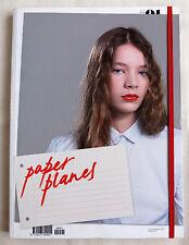 Paper Planes ~ #1 S/S 2009 1st Issue ~ Ola Straczek Emma Karlson