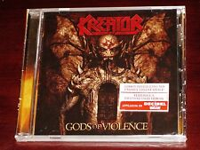 Kreator: Gods Of Violence CD 2017 Nuclear Blast Records USA NB 3916-2 NEW