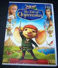 The Tale of Despereaux (DVD, 2010) Universal Pictures - Matthew Broderick
