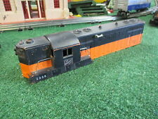 LIONEL TRAINS POSTWAR NO. 2338 THE MILWAUKEE ROAD GP7 ORIG.  SHELL ONLY 1955-56