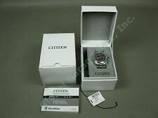 Men's Citizen Eco-Drive BY0100-61H Chrono-Time A-T Radio Controlled Watch $695