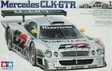 Tamiya 24195 1/24 Scale Model Sport Car Kit AMG Mercedes-Benz CLK-GTR GT1 '97