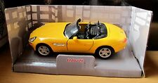 WELLY 1:43 Auto Club  BMW Z8 in gelb