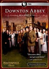 Downton Abbey: Season 2 (DVD, 2012, 3-Disc Set) BRAND NEW