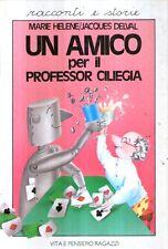 MU23 Un amico per professor Ciliegia Helene Delval Vita e Pensiero 1989
