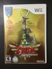 Nintendo Wii The Legend of Zelda Skyward Sword Complete (Wii, 2011)