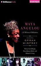 Maya Angelou : A Glorious Celebration by Richard A. Long, Rosa Johnson Butler...