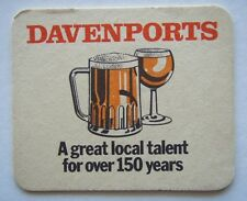 DAVENPORTS A GREAT LOCAL TALENT FOR OVER 150 YEARS THE PLACE FOR LOCAL COASTER