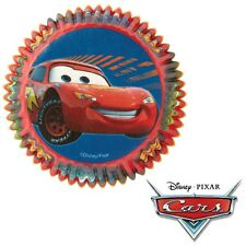 50 WILTON CARS MCQUEEN CUPCAKE LINERS  BAKING CUPS  FAVORS BIRTHDAY PARTY