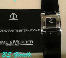 Baume & Mercier Catwalj modello 8167 orologio donna nuovo quarzo  pelle -40%