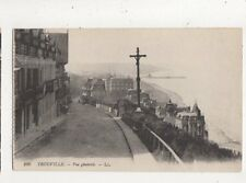 Trouville Vue Generale France [LL 106] Vintage Postcard 821a