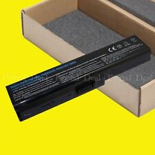 6 CELL Battery For Toshiba Satellite L730 L735 L740 L745 L745D L750 PA3819U-1BRS