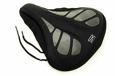 Selle Royal Gel Bicycle Saddle/Seat Cover 240mm x 220mm