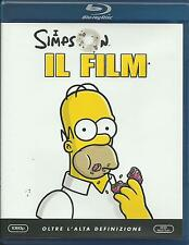 I Simpson- Il film (2008) Blu Ray