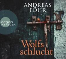 Wolfsschlucht/6 CDs von Andreas Föhr Hörspiel