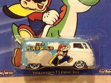 Hot Wheels Pop Culture Super Mario Bros. VW T1 Panel Bus