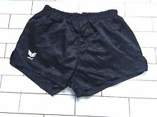 MENS URBAN VINTAGE RETRO OLD SCHOOL BLACK ERIMA RUNNING SPRINTER SHORTS SIZE 7