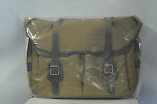 Billingham New Hadley Pro Large Shoulder Bag Khaki Fibrenyte/Chocolate Color New