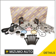 Fit 96-99 Dodge Eagle Mitsubishi Plymouth 2.0 420A Overhaul Engine Rebuild Kit
