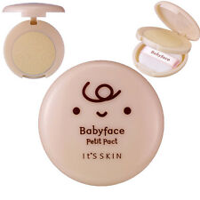 [IT'S SKIN] Baby face Petit Pact SPF25 PA++ 5g No.1 Light Beige / Korea cosmetic