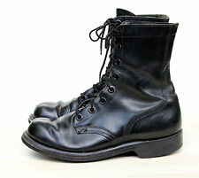 Vintage VIETNAM NAM War Era Military Combat Boots Dated 1966 Mens Size 8