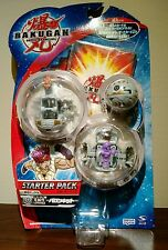 22386 AIR BST-03 Sega Toys Bakugan Starter Kit Free Shipping!!