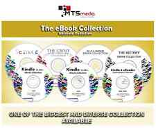 ULTIMATE 41,000+ EBOOK COLLECTION BUNDLE ON 7 DVDS - FOR ALL EREADERS & KINDLE