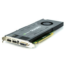 nVidia Quadro K4200 4GB GDDR5 PCIe x16 Dual DP DVI Video Card 765149-001